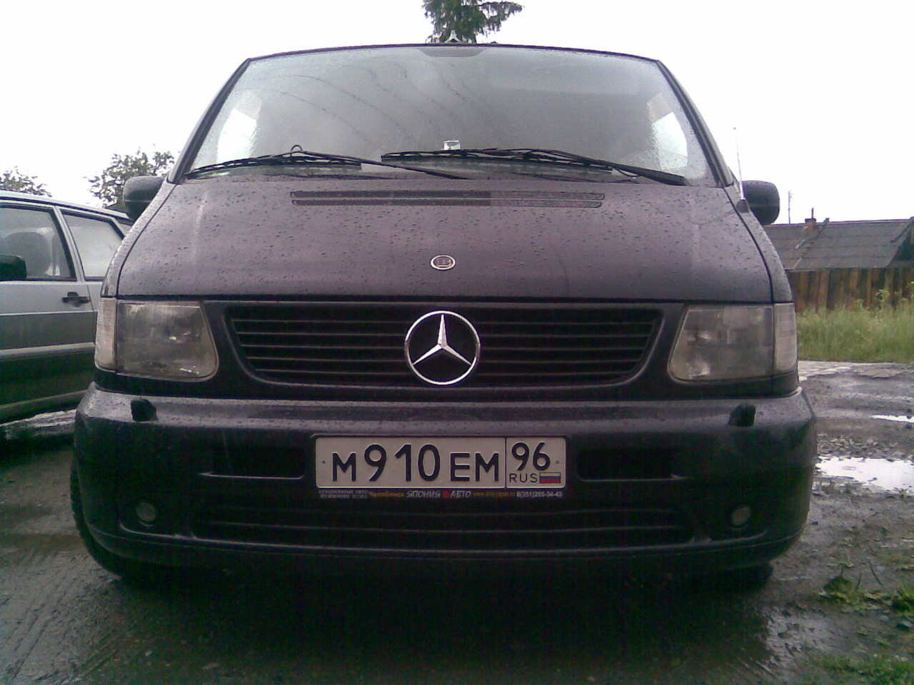 1998 mercedes benz vito wallpapers gasoline ff for Mercedes benz vito for sale