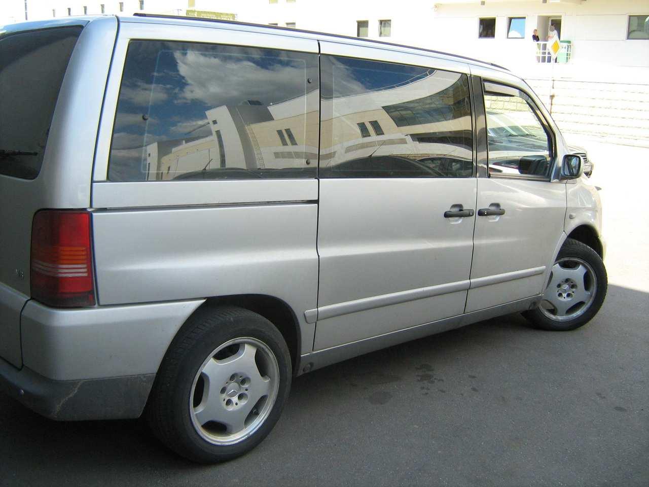 Used 1998 mercedes benz vito photos 2800cc gasoline ff for Mercedes benz vito for sale