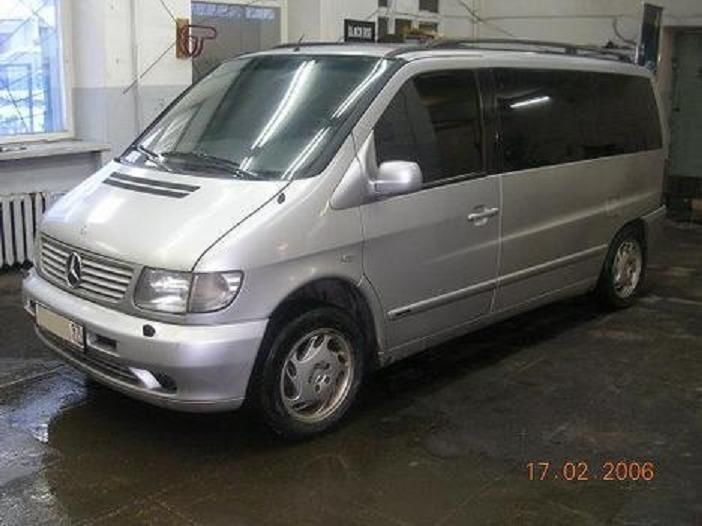 1999 mercedes benz vito pictures for sale for Mercedes benz vito for sale