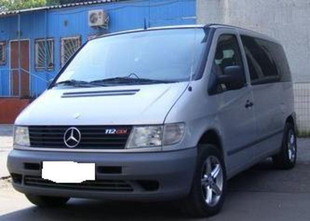 1999 Mercedes Benz VITO Pictures