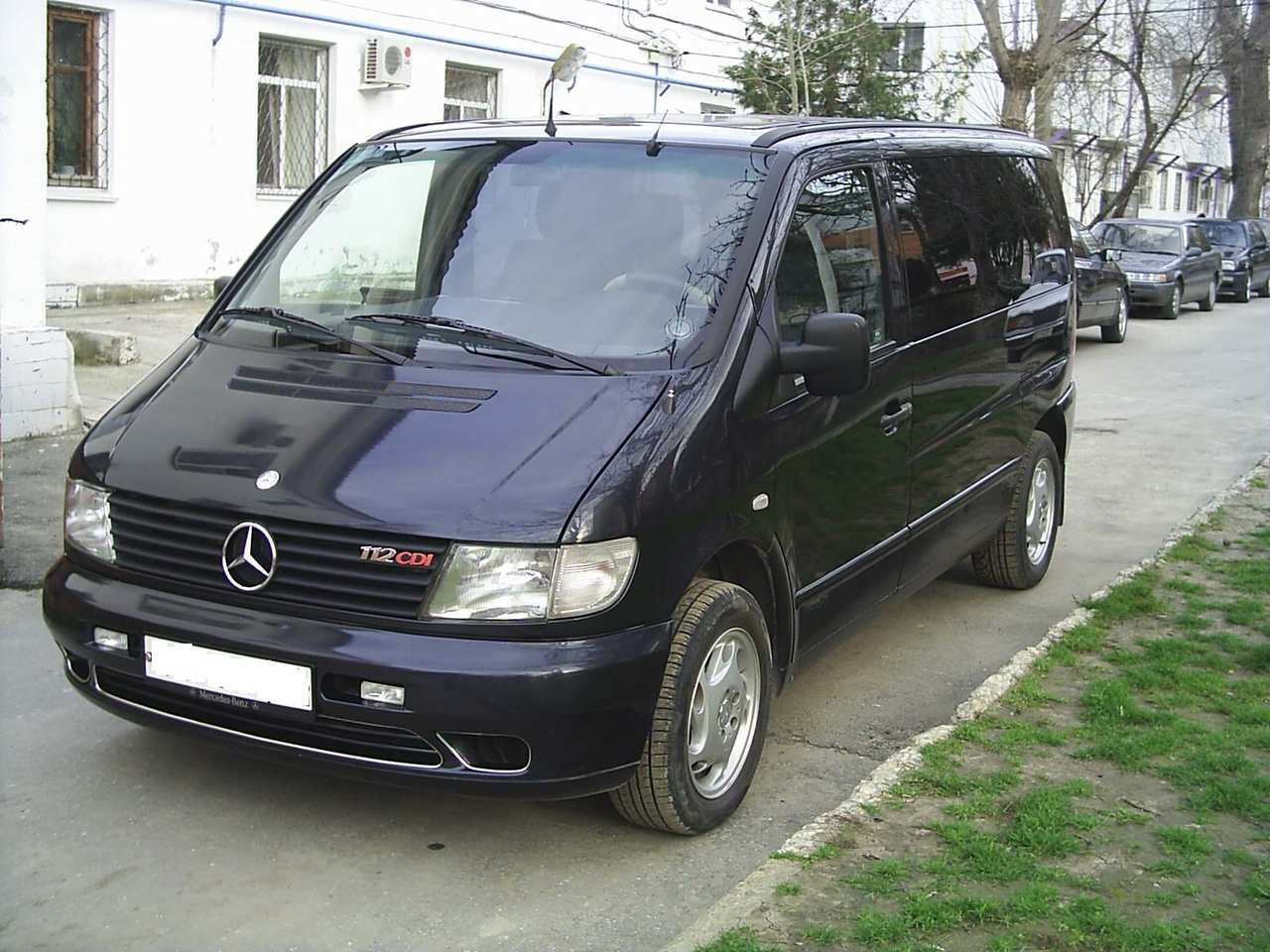 2002 mercedes benz vito pictures diesel ff manual for sale. Black Bedroom Furniture Sets. Home Design Ideas