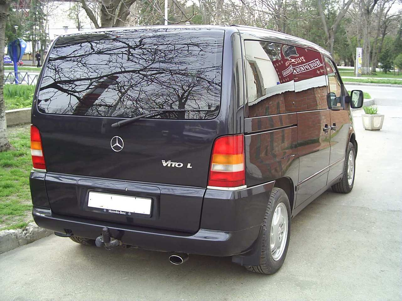 2002 mercedes benz vito for sale 2200cc diesel ff