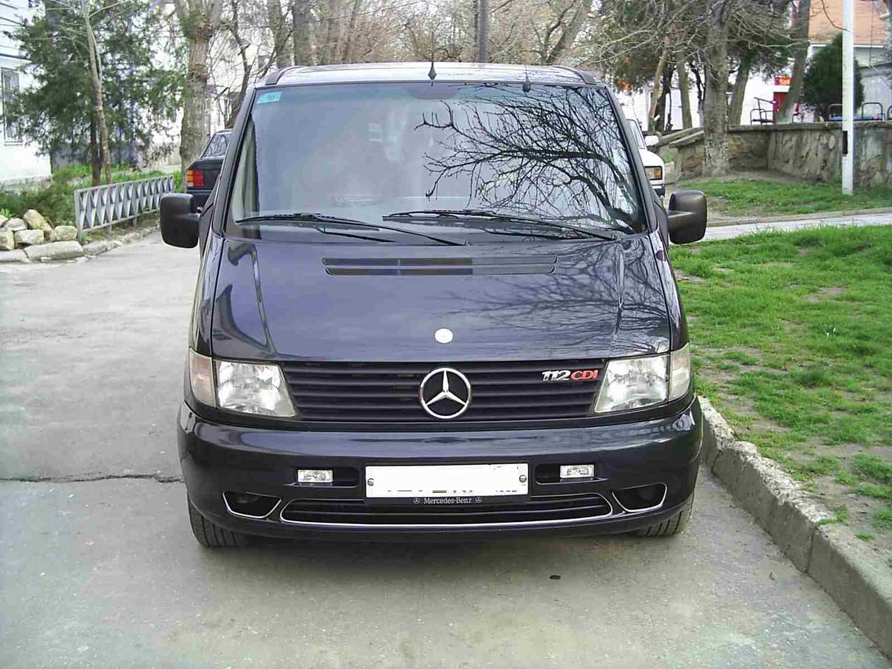 Used 2002 mercedes benz vito photos 2200cc diesel ff for Mercedes benz vito for sale