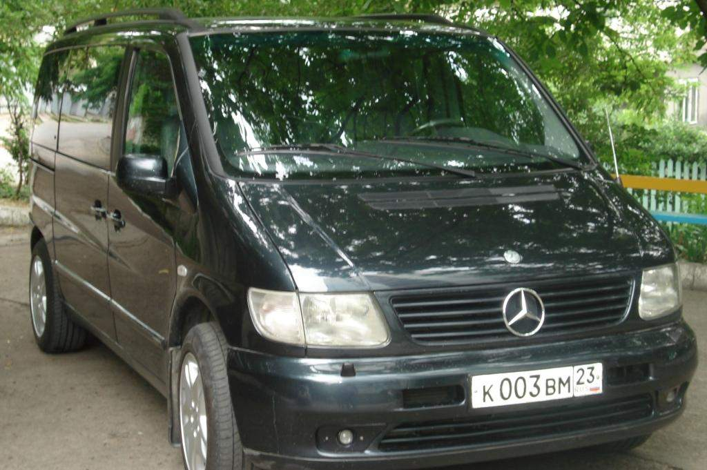 mercedes benz vito limp mode