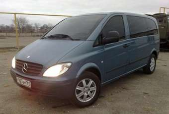 Used 2004 Mercedes Benz VITO Photos
