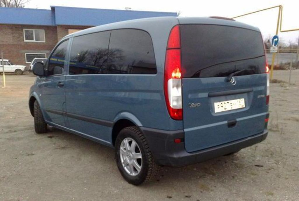2004 mercedes benz vito for sale