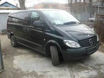 2005 Mercedes Benz VITO For Sale