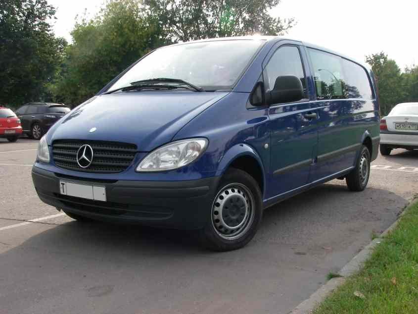 Mercedes Benz Vito Van Sale >> 2005 Mercedes Benz VITO Pictures, 2.2l., Diesel, FR or RR, Manual For Sale