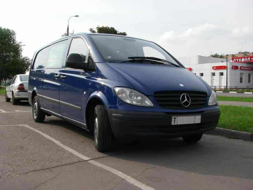 Used 2005 mercedes benz vito photos 2200cc diesel fr for Used 2005 mercedes benz