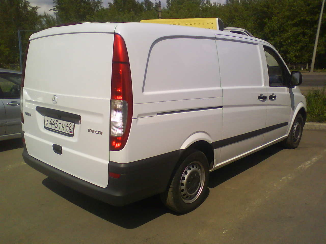 2007 mercedes benz vito for sale 2200cc diesel fr or for Mercedes benz vito for sale