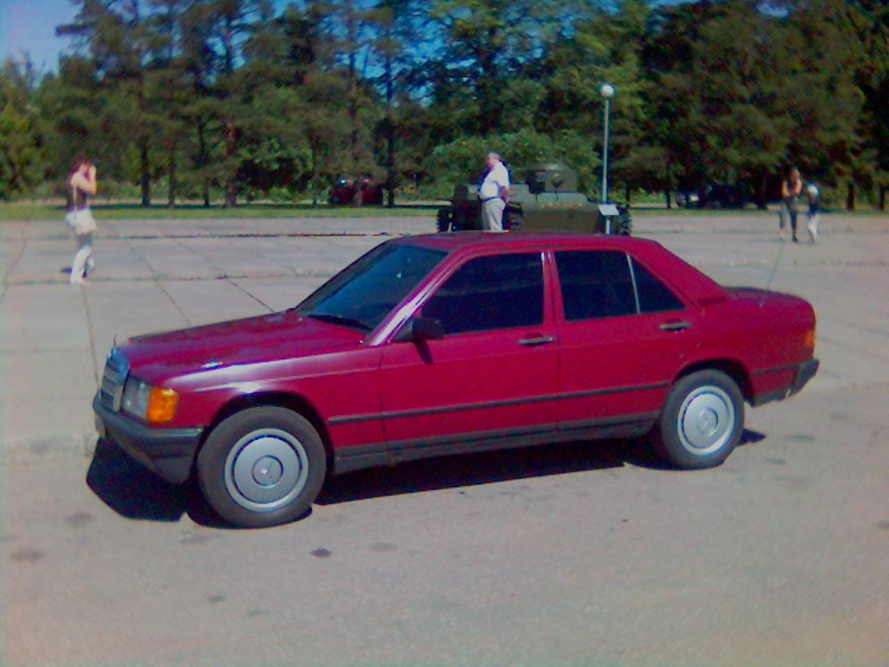 1987 Mercedes Benz W201 Pictures For Sale