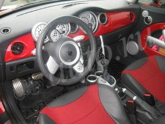 Used 2005 Mini Cooper S Photos 1600cc Gasoline Ff Automatic For