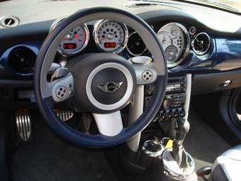 2006 Mini Cooper S For