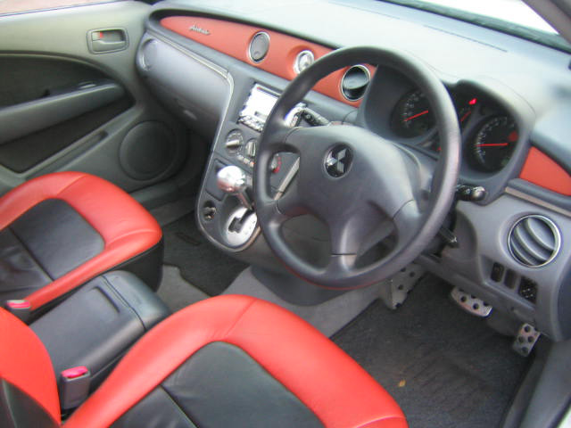 2000 mitsubishi airtrek pictures for sale