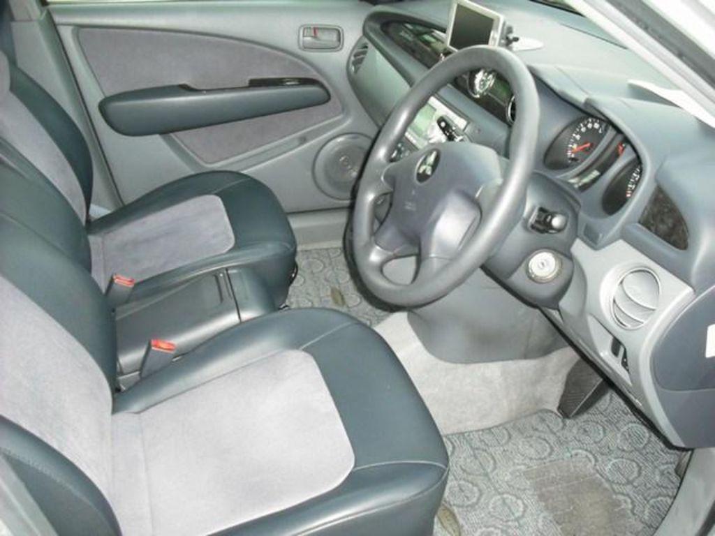 2002 Mitsubishi Airtrek Pictures, 2000cc., Gasoline, Automatic For ...