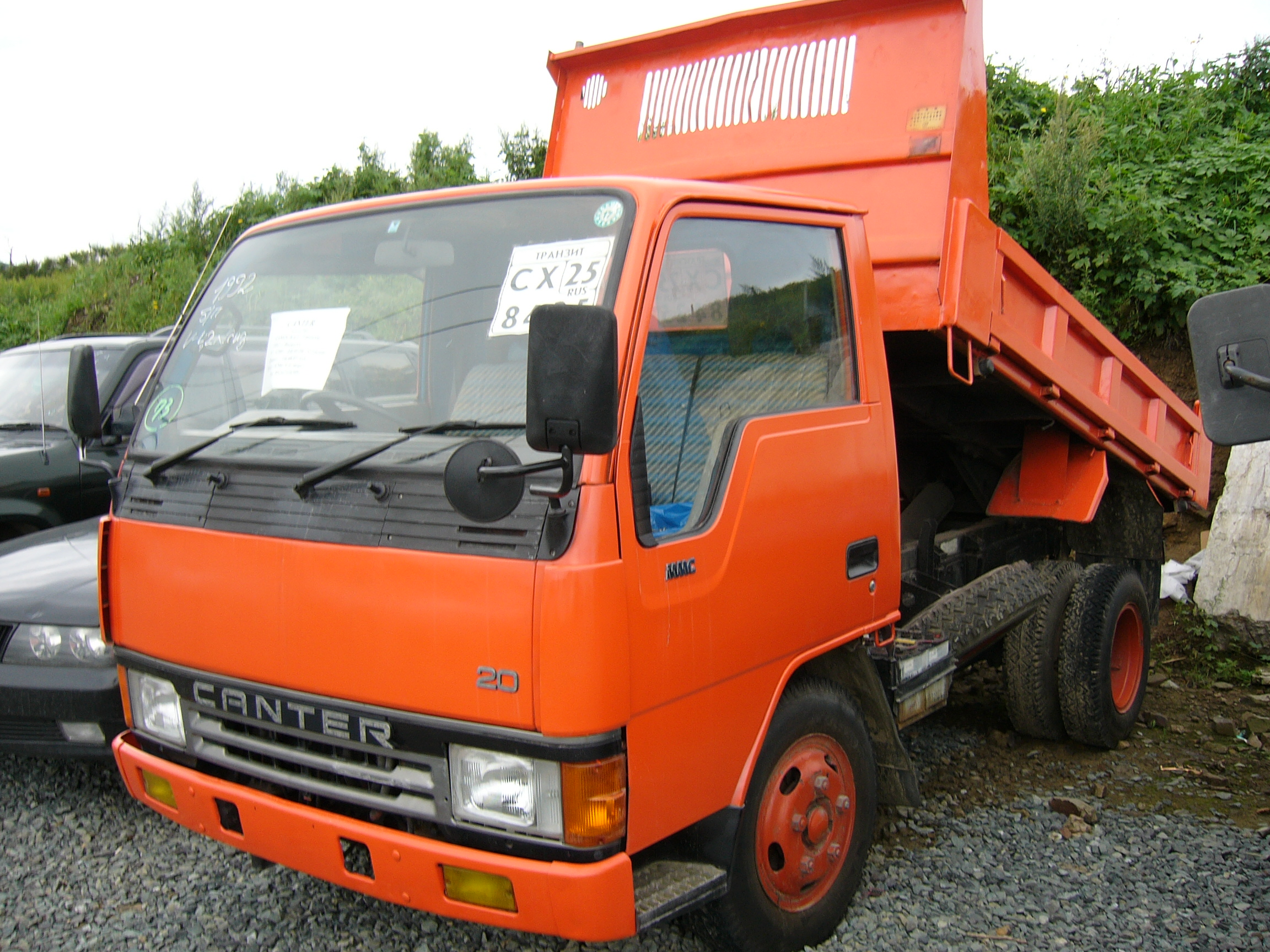 Fuso - Canter