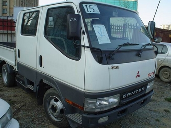 c9a22a5cb3 Used 2001 Mitsubishi Canter Photos