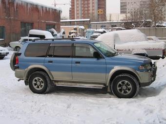 Mitsubishi on Markets Used Mitsubishi Challenger 1996 Mitsubishi Challenger For Sale