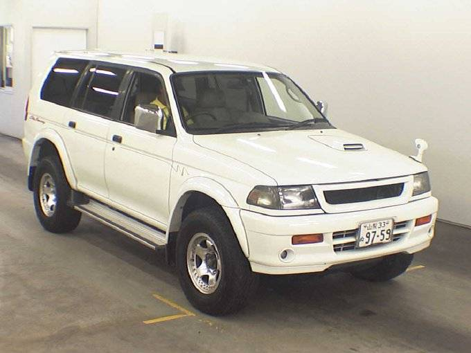1998 mitsubishi challenger problems