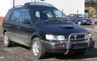 mitsubishi chariot1996