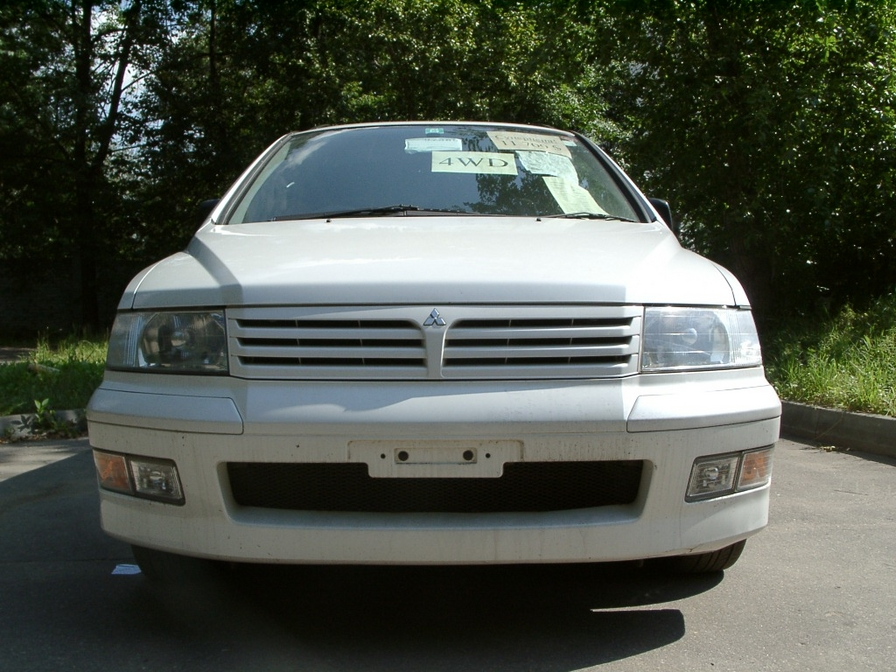 1997 Mitsubishi Chariot Grandis Specs  Mpg  Towing