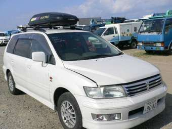 1998 Mitsubishi Chariot Grandis Pictures