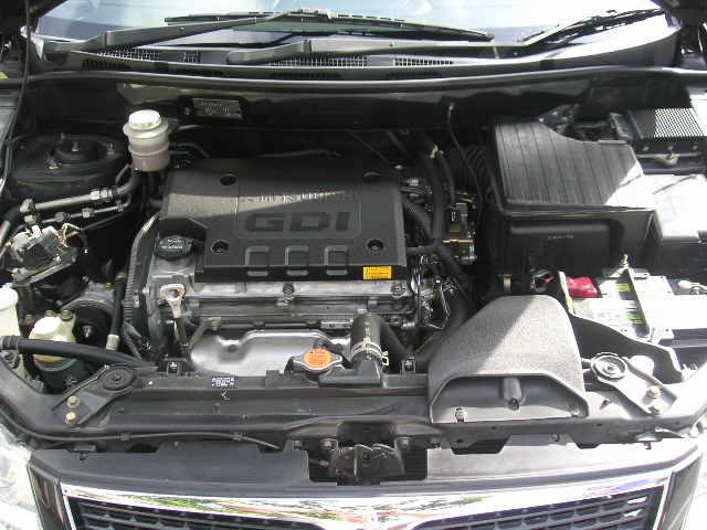 2002 Mitsubishi Chariot Grandis For Sale