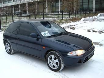 1995 Mitsubishi Colt Images 1597cc Gasoline Ff Manual