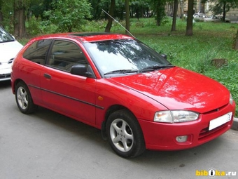 1996 Mitsubishi COLT Wallpapers, 1.3l., Gasoline, FF, Manual For Sale