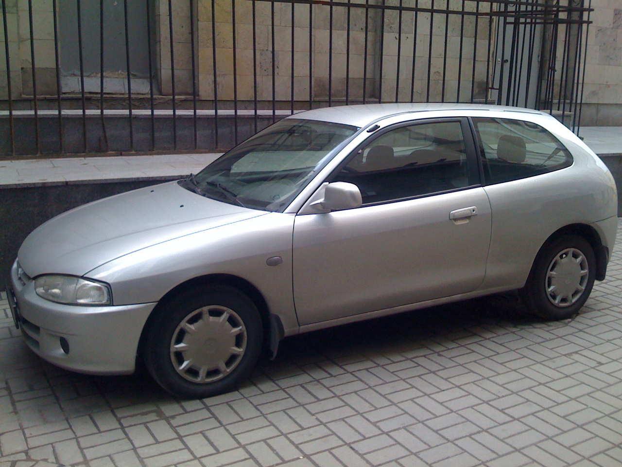 2000 Mitsubishi Colt Pictures 1600cc Gasoline Ff