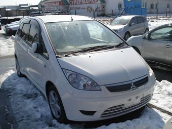 2010 Mitsubishi COLT PLUS Pictures
