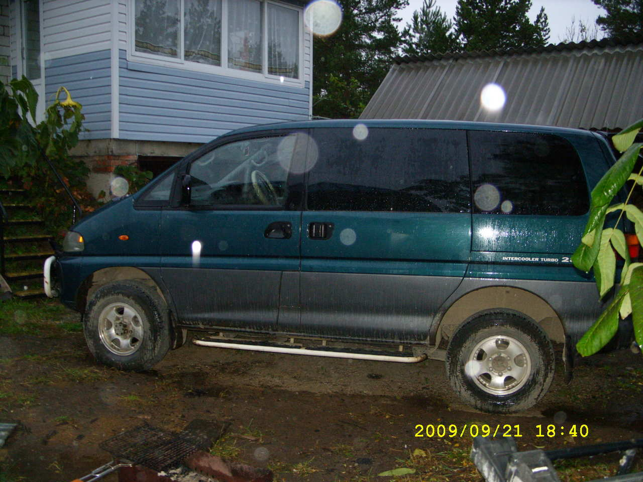 Photo #2 - Enlarge photo 1280x960 1997 Mitsubishi Delica Pictures