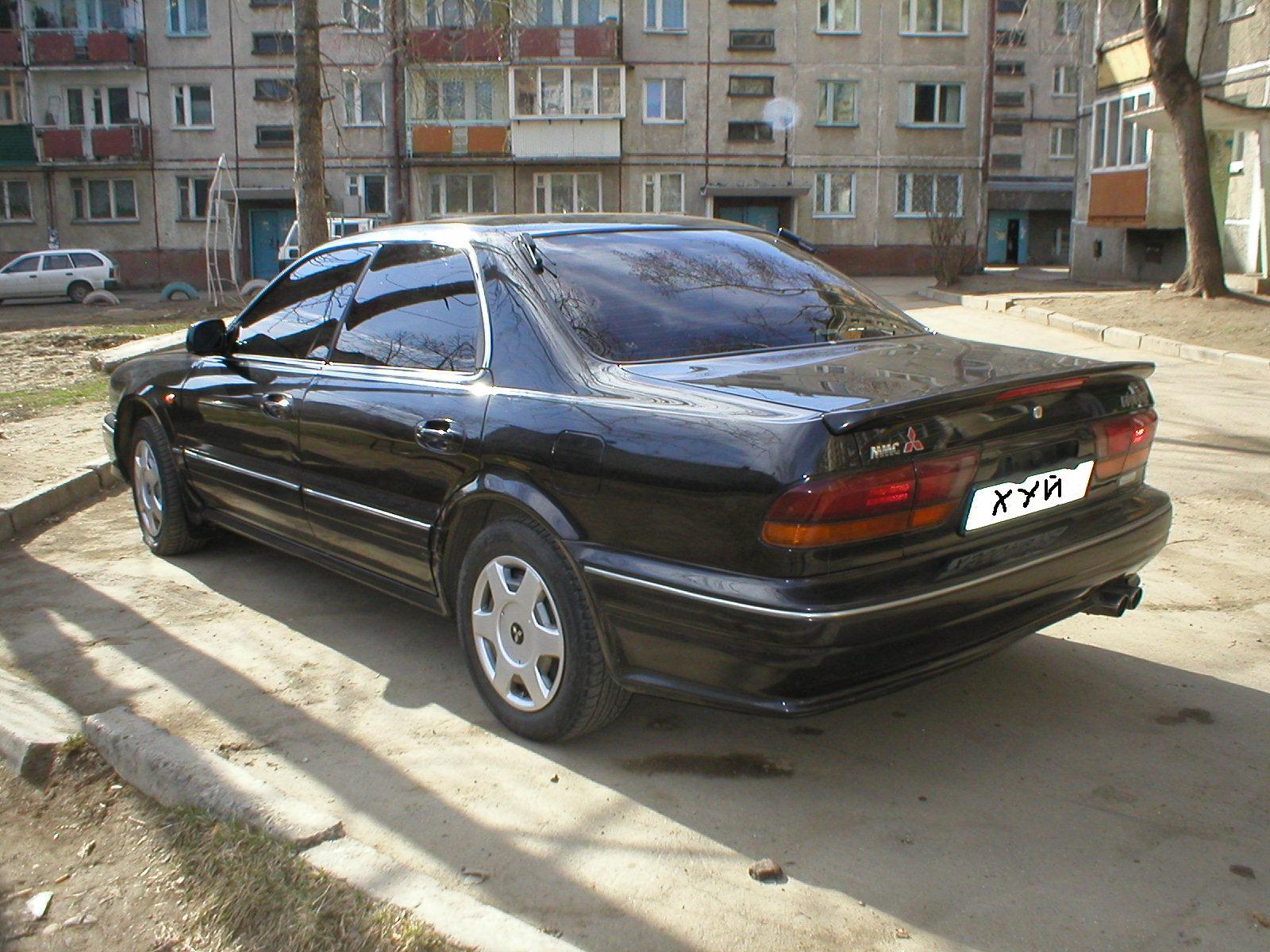 1995 mitsubishi diamante top speed