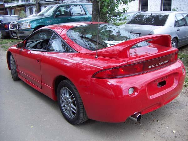 1999 Mitsubishi Eclipse Pictures, 2000cc., Gasoline, FF, Automatic For Sale