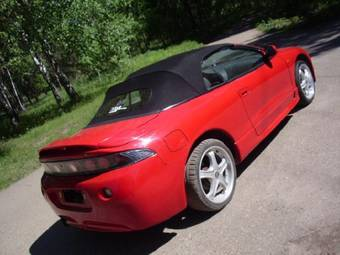 1999 Mitsubishi Eclipse Spyder Wallpapers, 2.0l., Gasoline, FF, Automatic For Sale