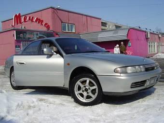 1992 mitsubishi emeraude pictures gasoline ff for Mitsubishi motors normal il