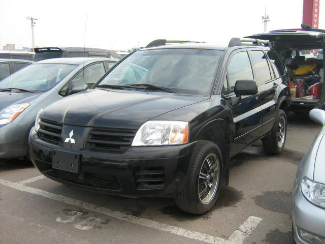 2004 mitsubishi endeavor pictures 3900cc automatic for sale. Black Bedroom Furniture Sets. Home Design Ideas
