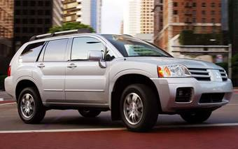 2005 Mitsubishi Endeavor Pictures
