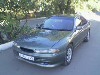 More photos of Mitsubishi Eterna