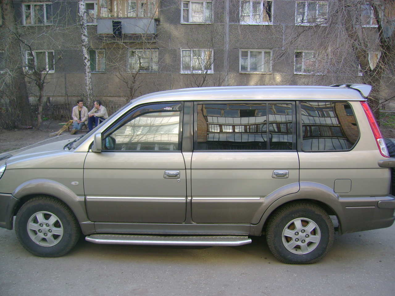 2004 Mitsubishi Freeca Pictures, 2.0l., Gasoline, FR or RR, Automatic For Sale