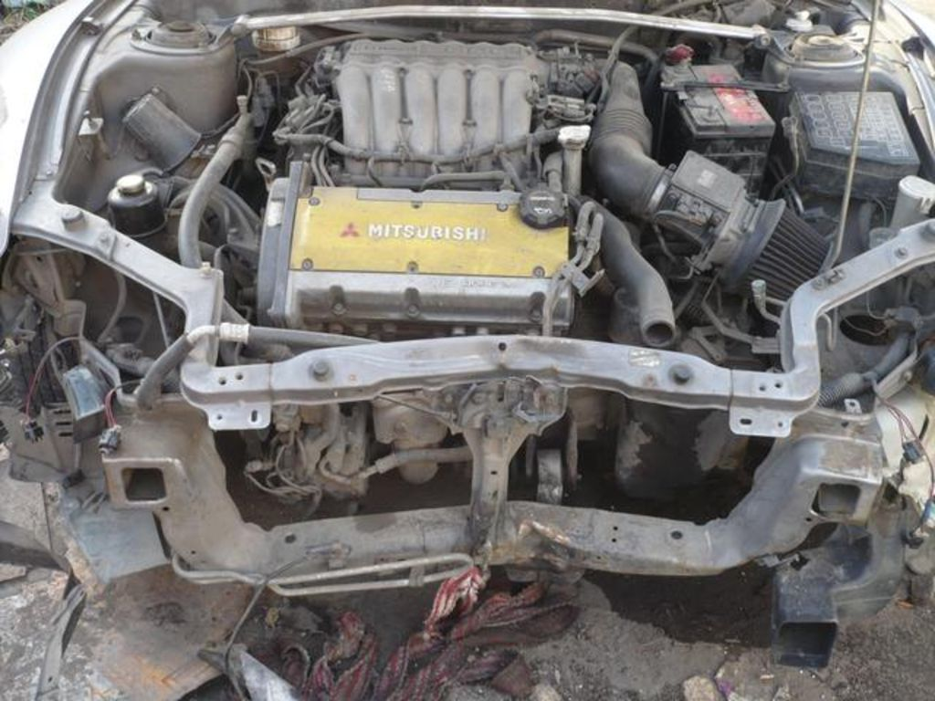 Mitsubishi fto problems