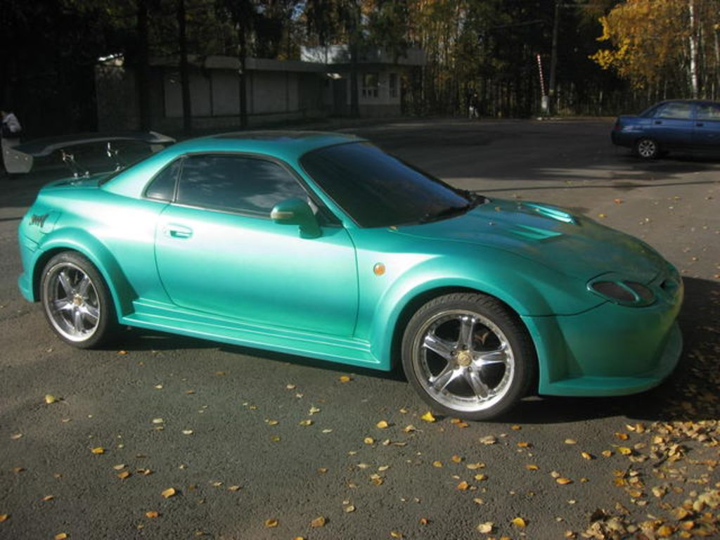Photo #1 - Enlarge photo 1024x768 1996 Mitsubishi FTO Pictures