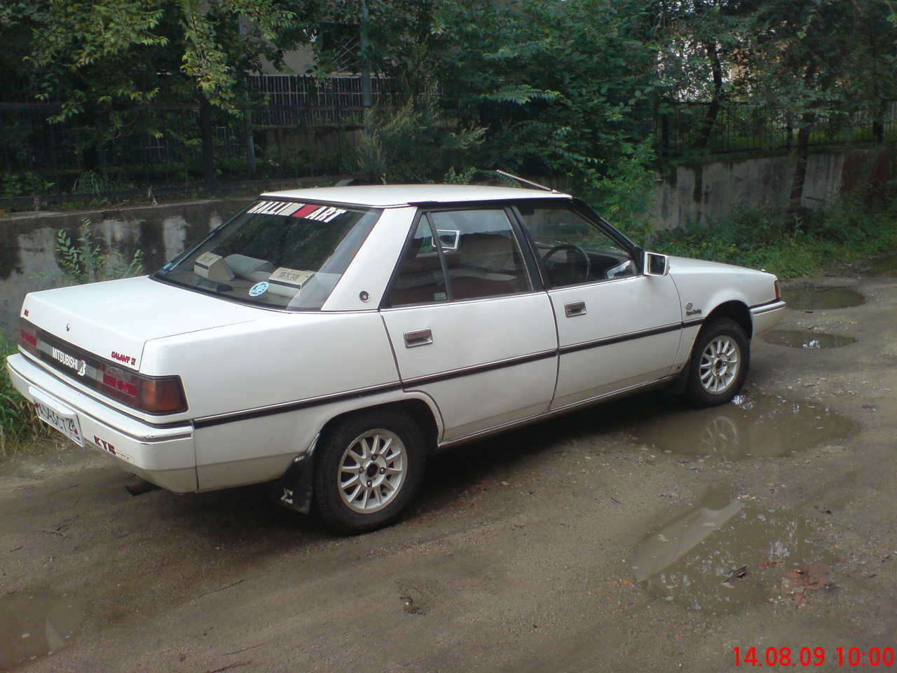 1986 Mitsubishi Galant Photos, 1.8, Gasoline, FF, Manual For Sale