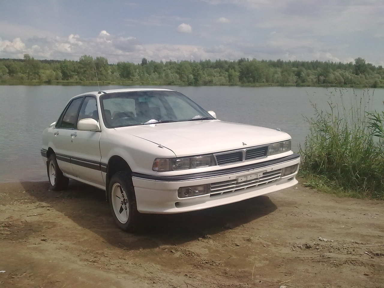 1989 Mitsubishi Galant Dynamic Four Related Infomation