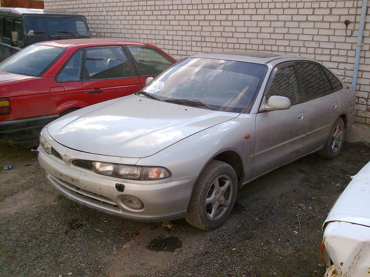 Photo #1 - Enlarge photo 1280x960 1993 Mitsubishi Galant Photos