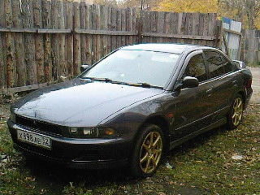 1997 Mitsubishi Galant Pictures For Sale