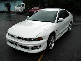 2000 Mitsubishi Galant Pictures