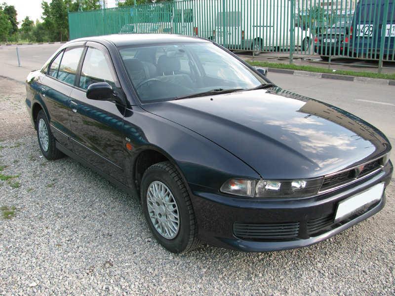 Used 2000 Mitsubishi Galant Photos, 1834cc., Gasoline, Automatic For Sale