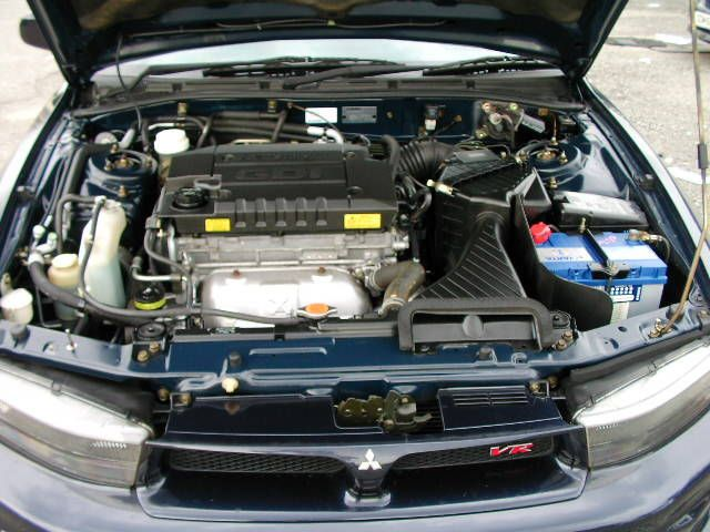 2003 Mitsubishi Galant Pictures