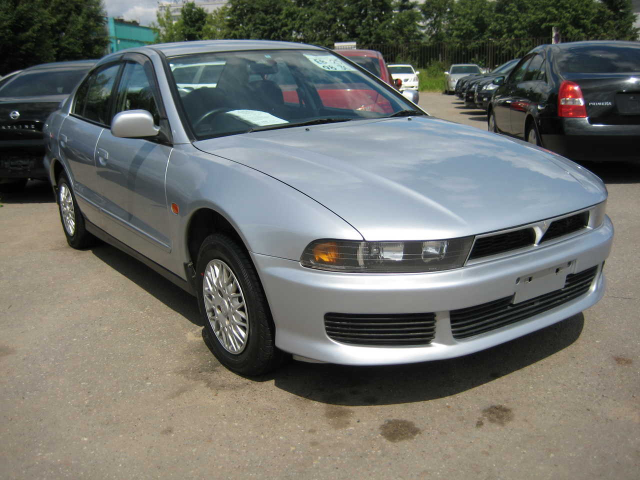 2003 Mitsubishi Galant Pictures 2000cc Automatic For Sale
